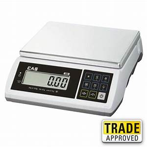 CAS ED Digital Weighing Scale - Basic Counting - Trade ...