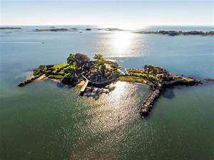 Private Islands for sale - Tavern Island - Connecticut - USA