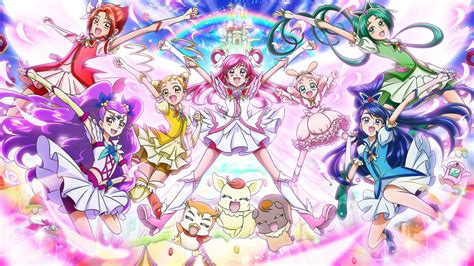 Pretty Anime Wallpaper - pretty cure hd wallpaper and background image