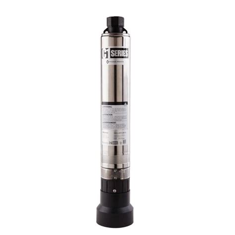 Clearstream P-20X Alternative Submersible Septic Water ...