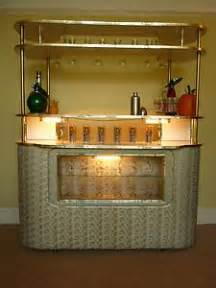 details about vintage cocktail bar home drinks cabinet With home bar furniture retro