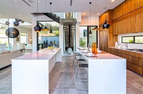 25 Contemporary Twoisland Kitchen Designs Every Cook