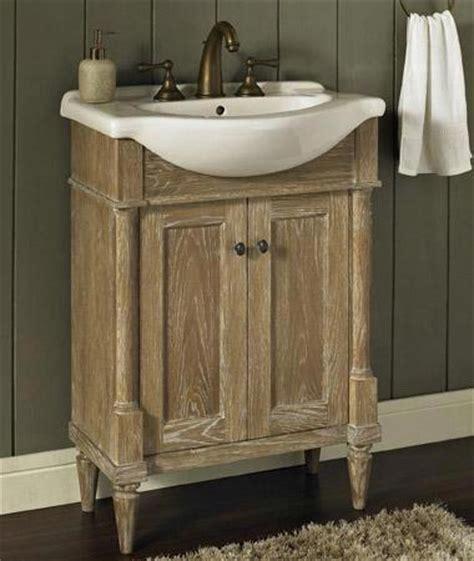 Rustic Bathroom Vanity Sets by Fairmont Designs Rustic Chic 26 Quot Vanity Set 142 V26