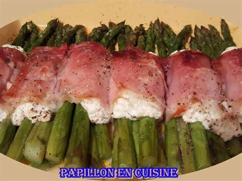 cuisine asperges vertes recettes d 39 asperges vertes et jambon