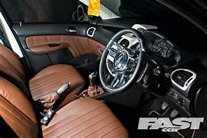 Euro Style Peugeot 206 | Fast Car