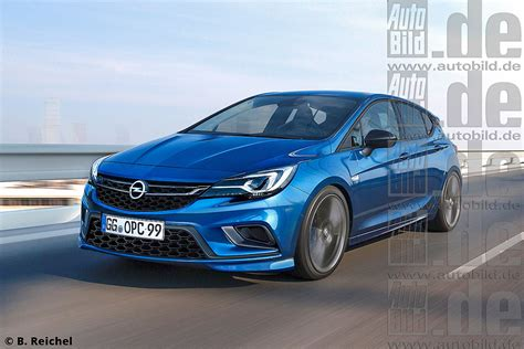 Opel Astra K OPC (2018) [Topic Officiel] - Astra / Astra ...