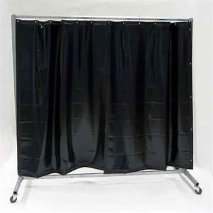 Vorhang 200 Cm Lang : schwei schutzwand mobil vorhang dunkelgr n 210 x 200 cm x 0 4 mm ~ Orissabook.com Haus und Dekorationen