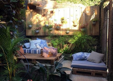 decoracion de jardines rusticos imagenes modelos