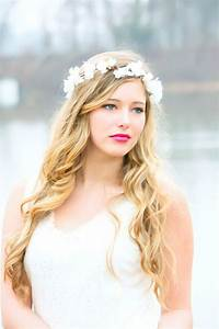 flower hair bridal flower crown wedding by serenitycrystal ...
