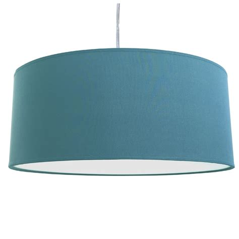 blue drum l shade ceiling l drum 30 round black landlight drum shade