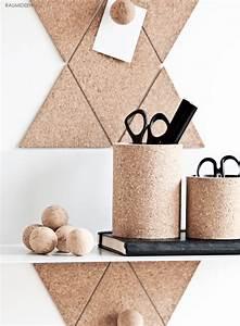 Pinnwand Aus Kork : pinnwand pinnnadeln und becher aus kork detaillierte anleitung handmade kultur ~ Yasmunasinghe.com Haus und Dekorationen