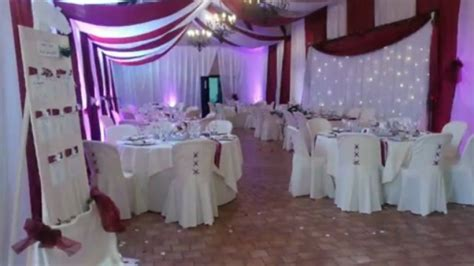 photos d coration salle de mariage