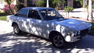 Cheap Italian  1974 Fiat 124 Sport Coupe
