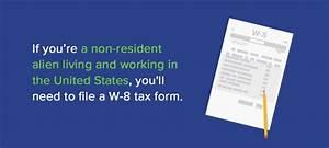 Form W8  Instructions  U0026 Information About Irs Tax Form W8