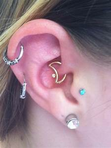 Different Ear Piercing Types