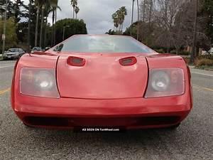 1975 Sterling Rare Exotic Sport Car Ferr Ri Lamb Rghini