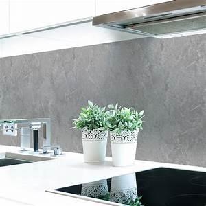 Küchenrückwand Hart Pvc : k chenr ckwand steinwand hellgrau premium hart pvc 0 4 mm selbstklebend direkt auf die ~ Orissabook.com Haus und Dekorationen