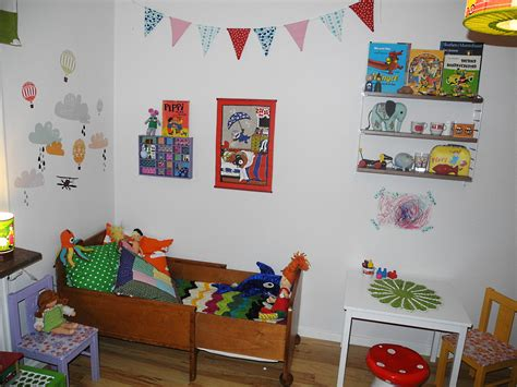 Retro Kids Room, Children Room, Kids Room