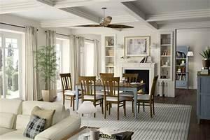 33 idees pour une salle a manger en bois With salle À manger contemporaine avec décoration salle À manger rustique