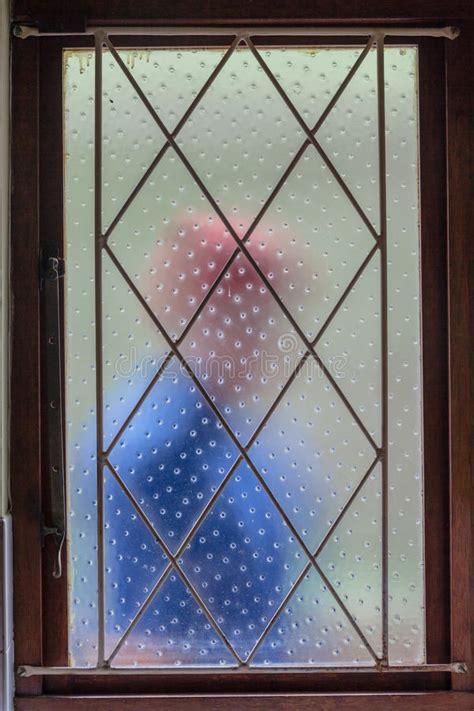 house burglar intruder window bars stock photo image  forced burglar