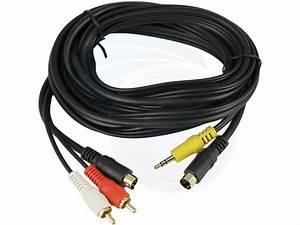 Av Cables   4 Pin S