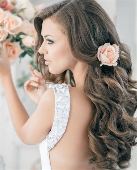 22 glamorous wedding hairstyles for women pretty designs