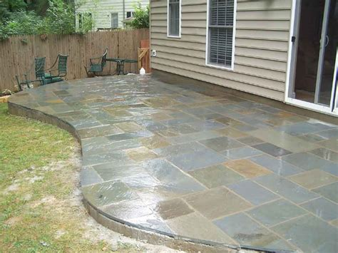 Basement Kitchen Ideas - flagstone patios professional stone work silver spring md phone 240 644 4706
