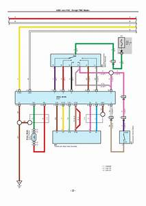 Toyota Corolla 2003 Stereo A51802 Wire Diagram   46 Wiring