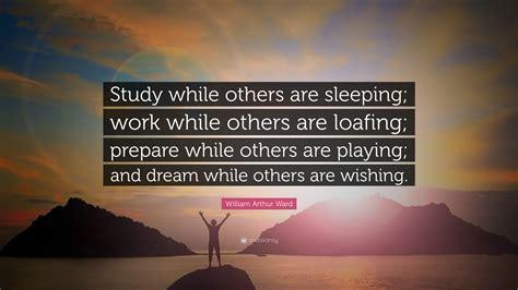 william arthur ward quote study