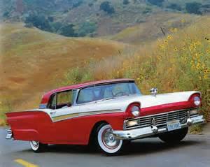 1957 Ford Fairlane Cars