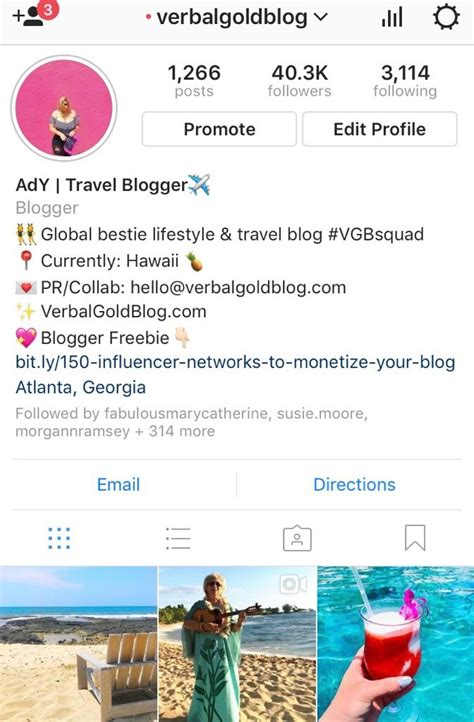 diy lazy how to adjust and space out your instagram bio what you