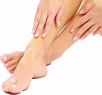 Transparent Legs Pedicure Clip Manicure Nail Massage
