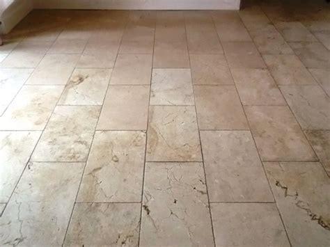 Marble Tiled Hallway in Woodbridge, Suffolk   Suffolk Tile