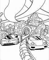 Coloring Race Pages Wheels Track F1 Adults Cars Sport Racing Drawing Colouring Printable Sports Super Fast Netart Sheets Getcolorings Draw sketch template