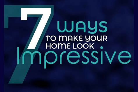 Home Makeover On A Budget 7 Ways To Make Your Home Look Impressive