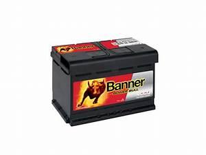 Batterie 74 Ah : autobaterie banner power bull p74 12 74ah 12v p7412 ~ Jslefanu.com Haus und Dekorationen