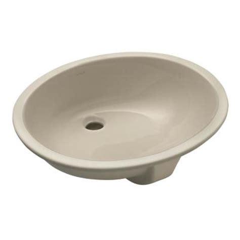 caxton sink home depot kohler caxton vitreous china undermount bathroom sink with