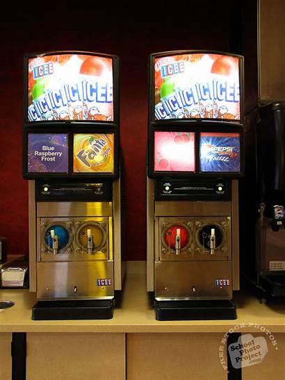 Drink Soda Machine Dispenser Fountain Objects Soft