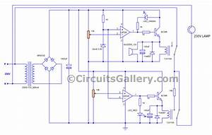 Simple Over Voltage Protection Circuit  High Voltage Cut