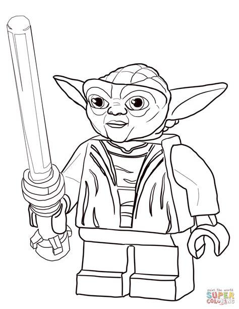 Lego Star Wars Boba Fett Coloring Page Free Printable