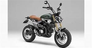 Petite Moto Honda : honda grom scrambler mini moto pour adulte ~ Mglfilm.com Idées de Décoration