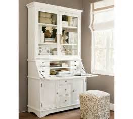 graham desk hutch pottery barn