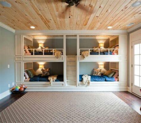 fun  summer camp built  bunk beds