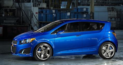 2013 Chevrolet Aveo  Pictures, Information And Specs