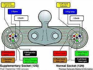 Towbar 12s Plug Wiring - Vw T4 Forum