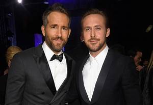 Ryan Reynolds and Ryan Gosling Hotness Poll | POPSUGAR ...