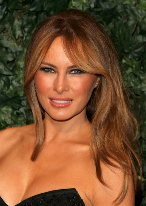 Melania Trump Hasn T Fully Been Able To Open Her Eyes Since