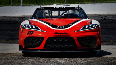 toyota supra nascar xfinity series   wallpapers hd