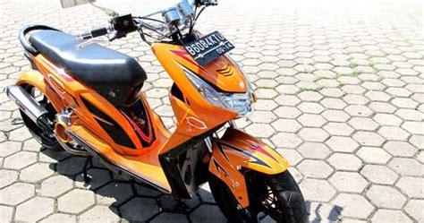 Modifikasi Jok Honda Beat by Variasi Jok Motor Honda Beat Gambar Modifikasi Terbaru