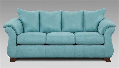 jual satu set kursi tamu sofa warna biru harga murah